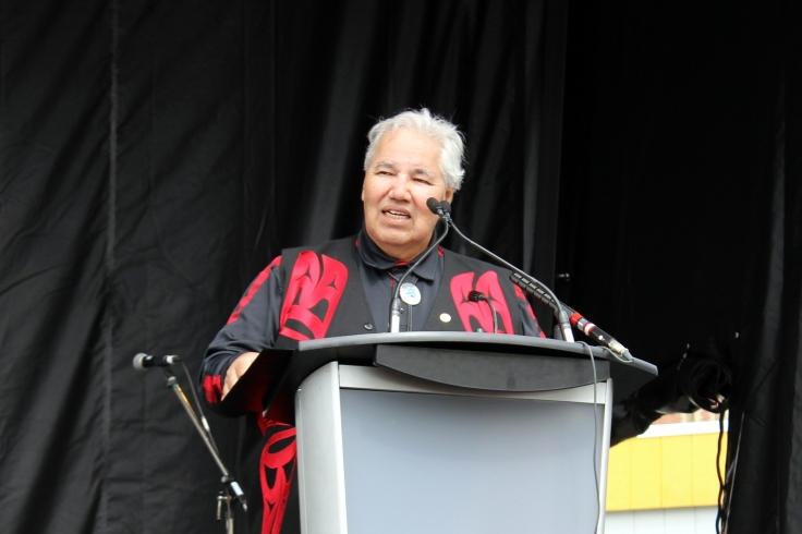 Justice Murray Sinclair, TRC commission chair