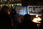 Faith groups hold climate change vigil in Ottawa