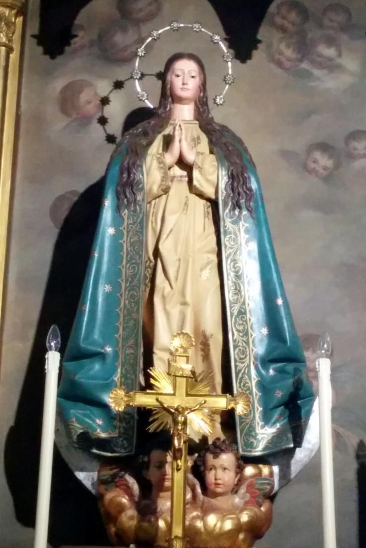 Spain is steeped in Marian devotion