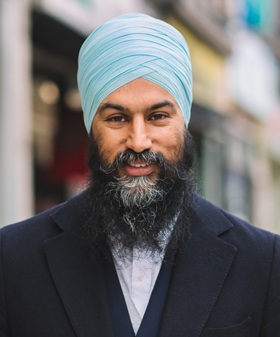 The NDP and leader Jagmeet Singh have pushed the Liberal government to do more for Canadians affected by the COVID-19 pandemic