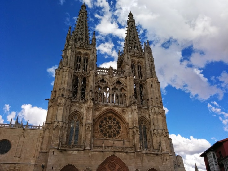 Catedral de Santa Maria in Burgos, a UNESCO site