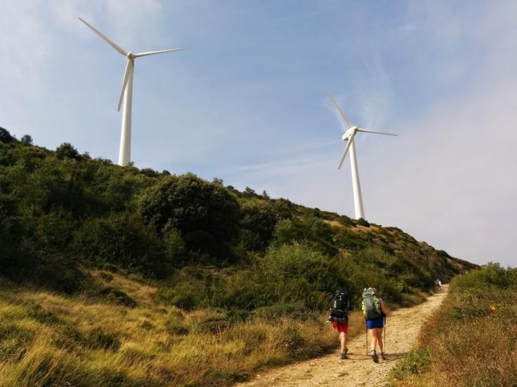 Windmills on de Perdon