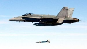 CF-18 fighter plane, Canadian forces photo