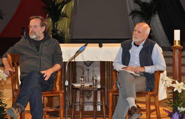 Michael McBane & Tony Clarke