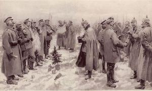 Christmas Truce 1914, Creative Commons photo