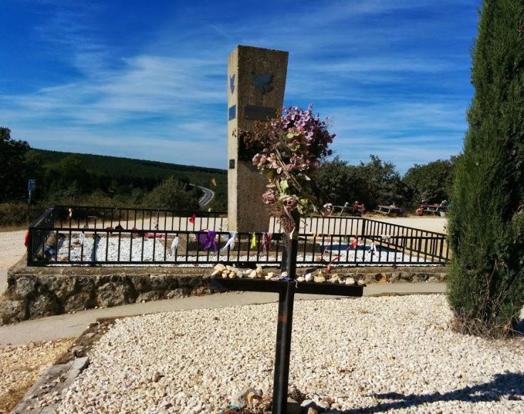 Monument to the Fallen, Alto Pedraja, Spain