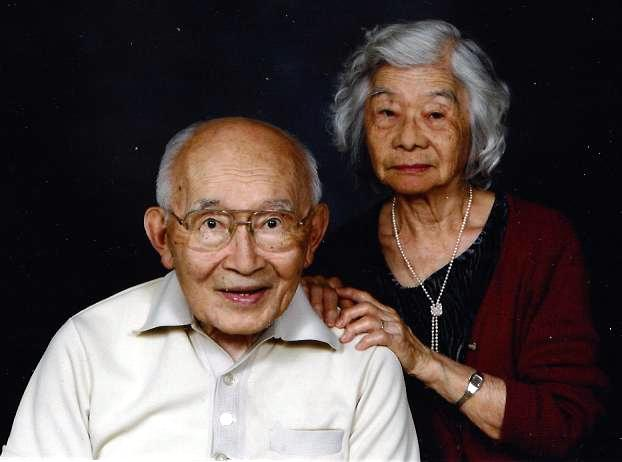 George and Amy Tomita