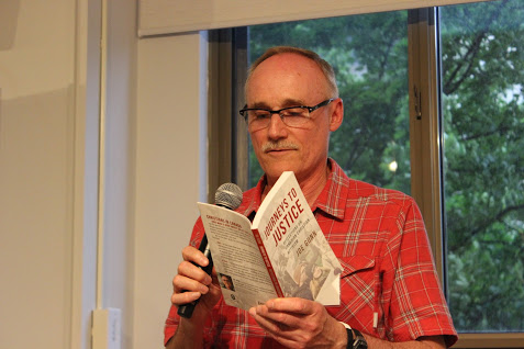 CPJ's Joe Gunn has produced a book about Canadian Christian activists called Journeys to Justice