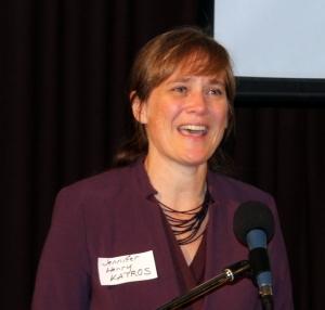 Jennifer Henry, KAIROS, says partners asking about Canadian mining