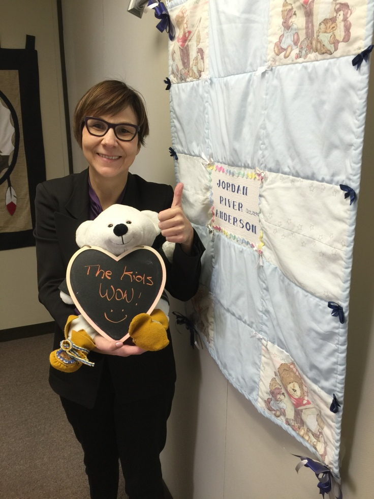 Cindy Blackstock, executive director of the First Nations Child and Family Caring Society.