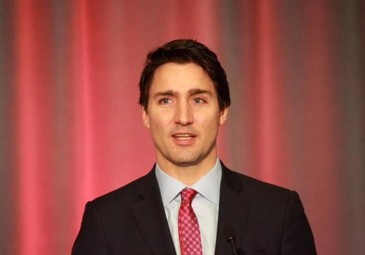 Prime Minister Justin Trudeau. Photo by Art Babych