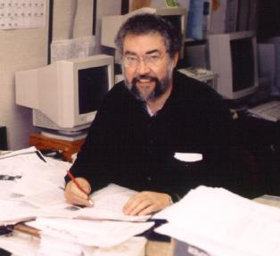 Rev. Andrew Britz edited the Catholic weekly Prairie Messenger for 22 years