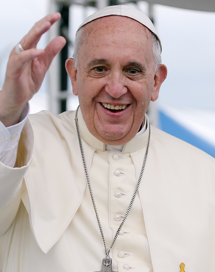 Pope Francis, Creative commons photo