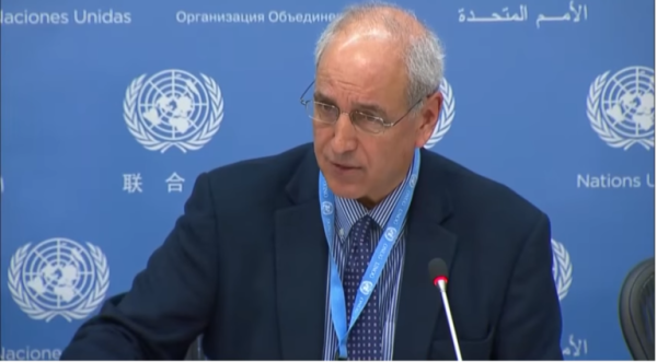 Professor Michael Lynk, UN rapporteur for Occupied Palestinian Territory denied access to the country by Israel