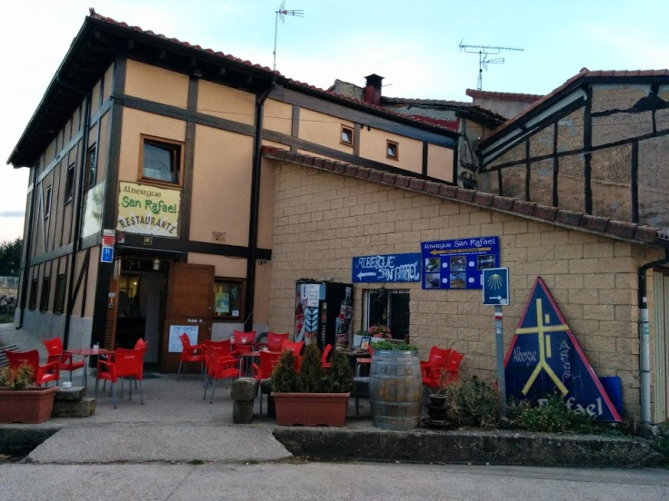 A Spanish woman named Pilar recommended this hostel in the tiny village of Ages