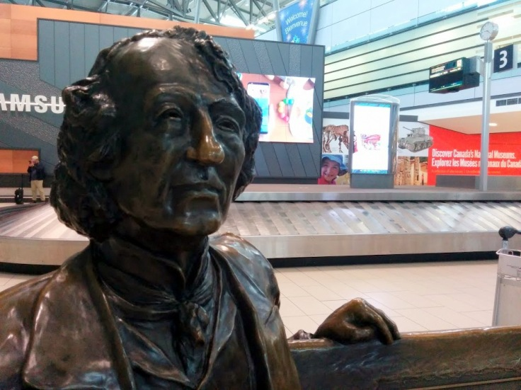 John A Macdonald was a racist in his time. Does that mean his statutes should come down today?