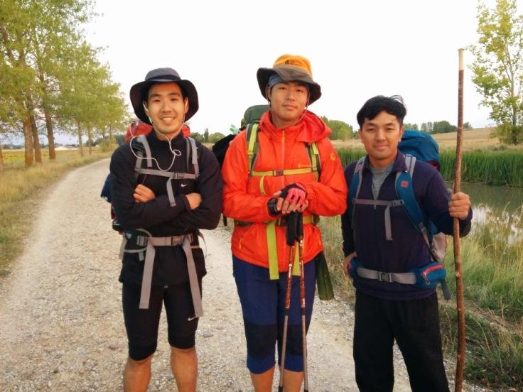 Good Samaritans from Korea