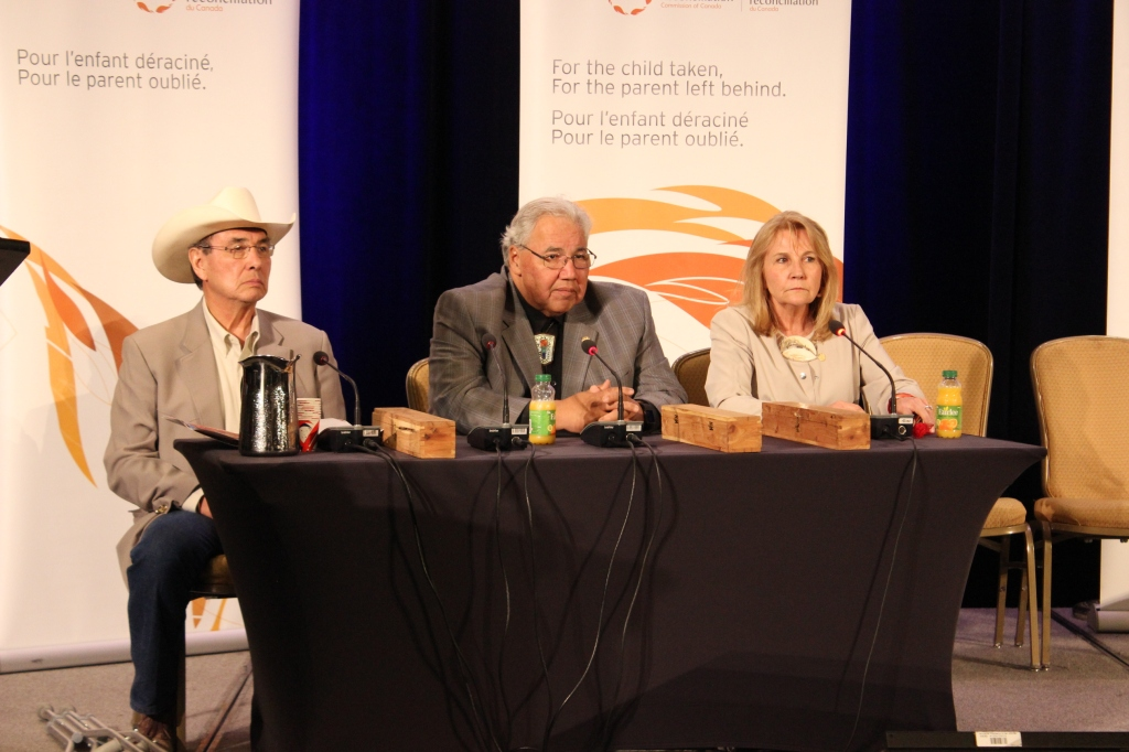 Former Truth and Reconciliation commissioners addressed a webinar attended by 1,000 settler allies on Bill C-15 and residential schools